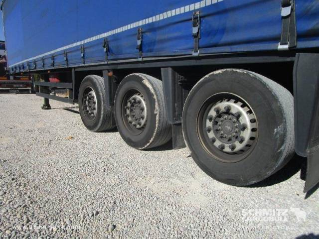 Schmitz Cargobull Semiremolque Lona Standard - 2011 - image 10