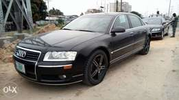 Clean Registered 2006 Audi A8 L 4.2 Quattro In Well Maintained Conditi