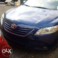 2008 Model Toyota Camry Xle Toks Cheap Offer Sharp Blue Colour