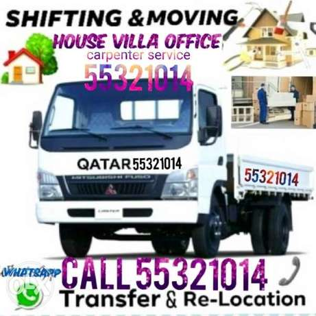 moving shifting packing carpenter transport service