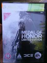 Xbox 360 medal of honour