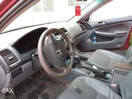 Honda Accord 2007 DC