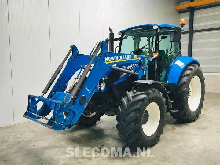 New Holland NH T5.115 - 2014