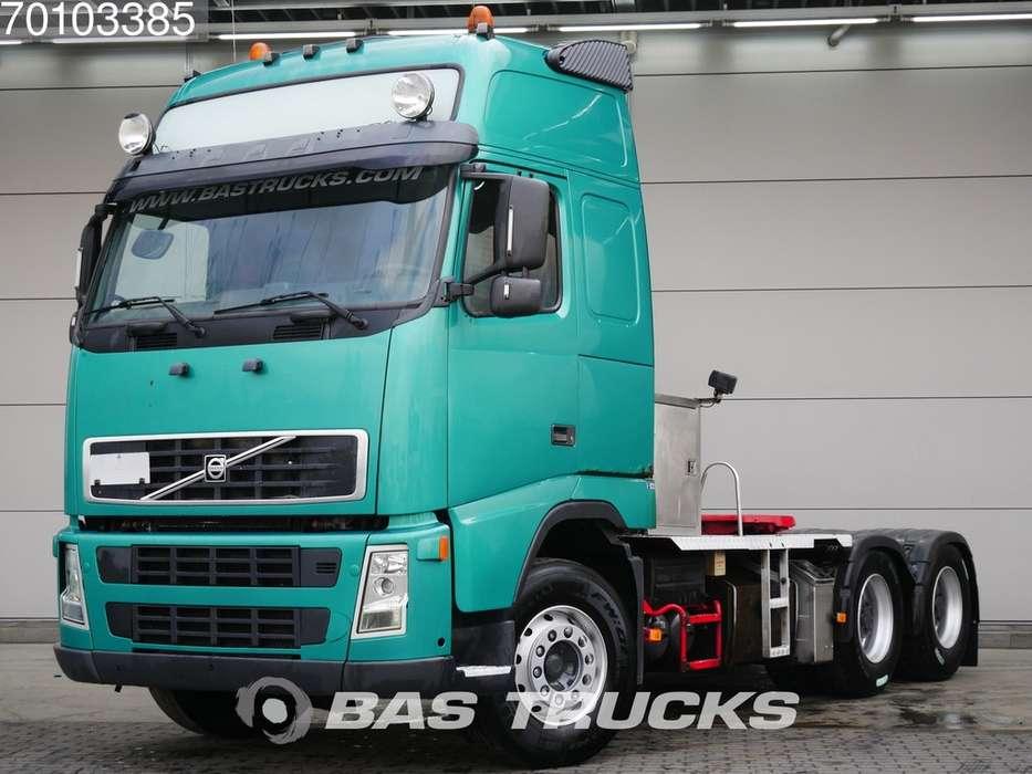 Volvo FH12 500 XL 6X4 Manual Retarder Big-Axle Hydraulik Euro 3 - 2002