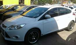 Clean Ford Focus 2012 1.6