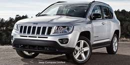 18 inch Jeep compass alloys & tyres