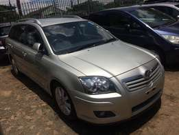 Toyota Avensis Station wagon Fully loaded 2400cc powerful machine