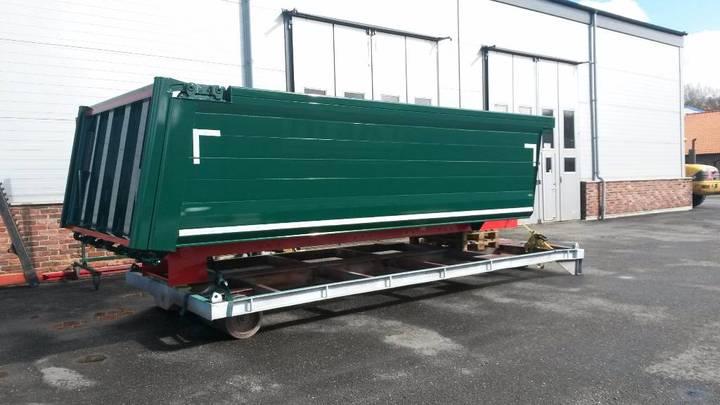 Benalu Tippflak Hela Kitet1400 Kg Tp - 2018