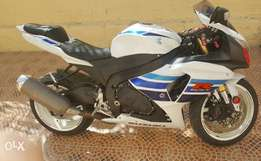 2013 suzuki GSxr 1000cc for sale