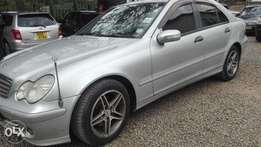 mercedes benz c1800 kbv model 2006 auto super clean buy and drive,