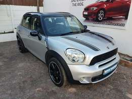 Mini Cooper S Countryman A/T