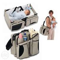 Multi-purpose 3-in-1 Mummy Bag