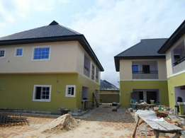 Tastefully 2bedroom Duplex with federal light At Eliozu