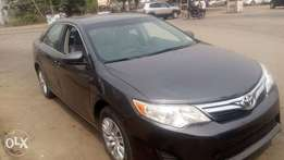 2012 Toyota Camry LE For N3.8M Only