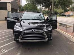 Lexus LX570 016 direct Tincan cleared duty Fully paid