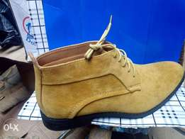 Original quality leather in suede form at affordable price all sizes