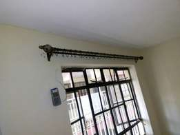 Curtain rods for sale