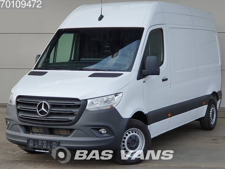 Mercedes-Benz Sprinter 314 CDI 140PK E6 New Model Airco FWD L2H2 12m3 A... - 2018