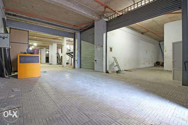 1200 SQM Warehouse for Rent in Ghaziyeh, WH12838