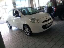 used 2013 Nissan Micra 1.4