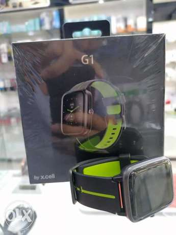 Smartwatch X-Cell G1 With 6 Month warranty