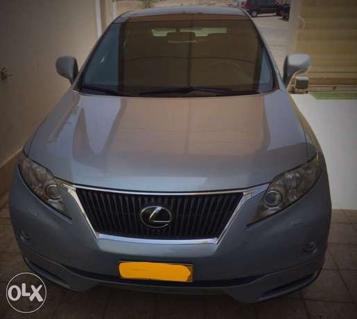 Lexus RX 350 - very Good Deal - عرض مميزجدا