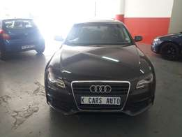 Audi A4 B8 1.8T, 120000km Automatic with Service Book