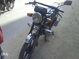 Motorcycle on sale . Very well maintained