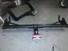 Toyota hilux Tow bars