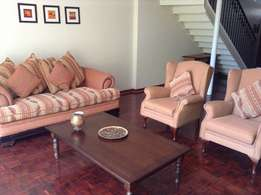 Furnished Duplex Waterkloof Glen