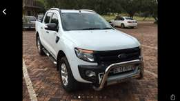2015 Ford Wildtrak Auto