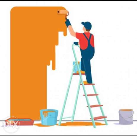 Painting & Gypsum work and Tile Fixing