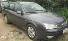Ford mondeo 2006 automatic gear first body 590k last