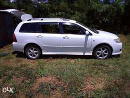 Toyota Fielder Car