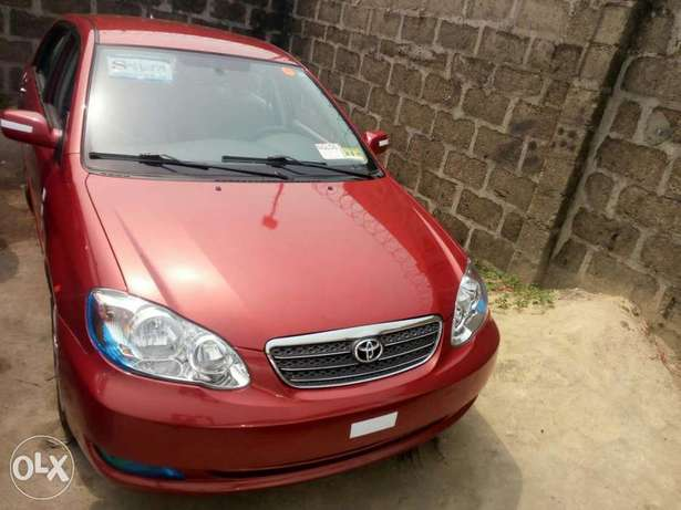Foreign used 2007 Toyota corolla. Direct tokunbo Apapa - image 7
