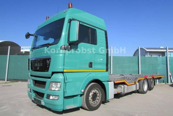 MAN TGX 26.440 6x2 LL - LKW Transporter Nr.: 319 - 2013