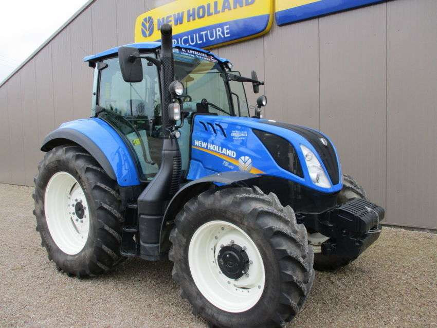 New Holland T 5.120 - 2017