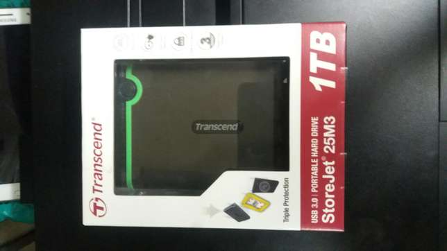 Transcend 1TB City Square - image 1