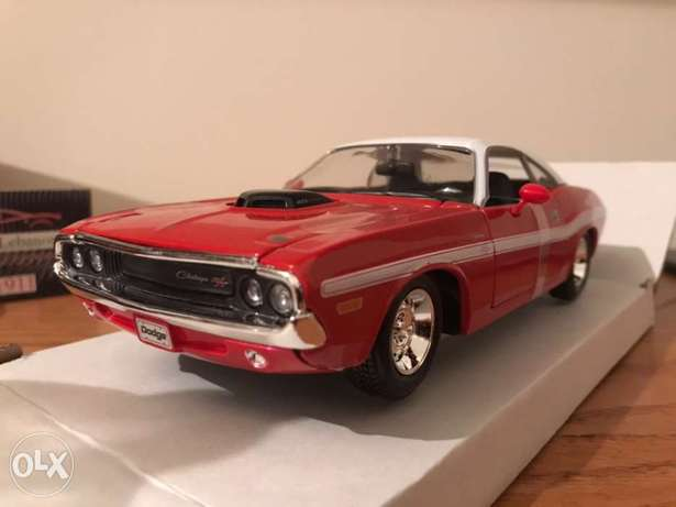 diecast muscle car diecast 1/24