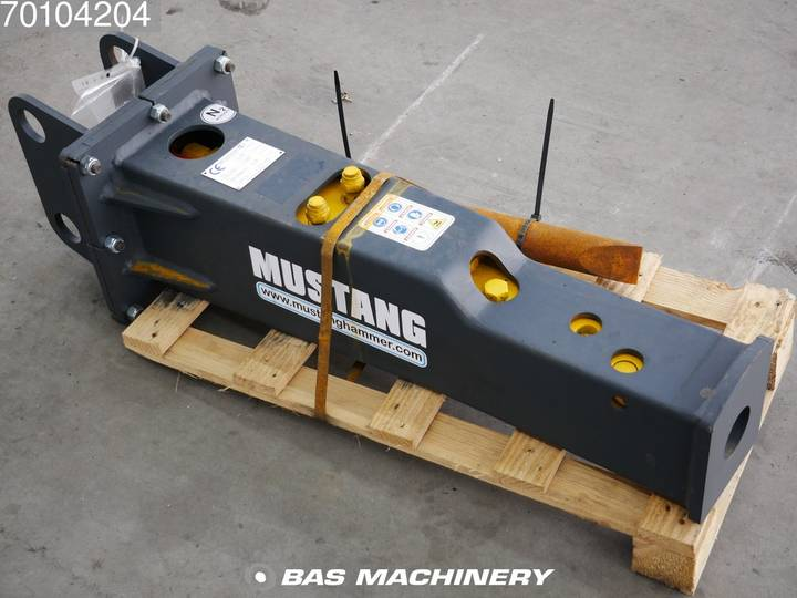 Mustang HM160 New hammer - suits mini excavator - 2019