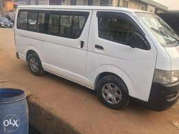 Toyota Hummer bus, clean and perfect used