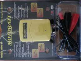 Motorcycle trickel charger. R450. 00