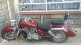 honda shadow 750vt