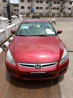 Honda Accord (2007) Tokunbo