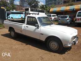Peugeot 504 pickup for sale. Price is negotiable