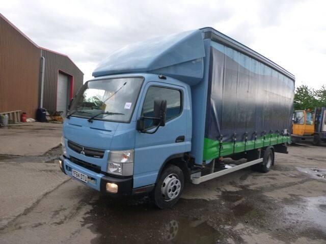 Mitsubishi CANTER 7C15 - 2014