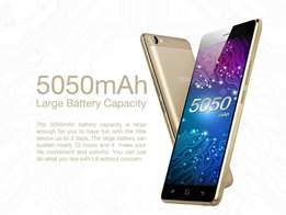 Tecno L8 brand new and sealed- 5050mAh great battery life & flip cover