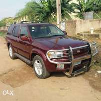 Registered Infiniti QX4 - 2001