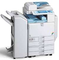 Save money on Digital color Ricoh Aficio MP C2800 photocopier, copier