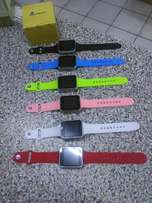 Smart cell phones watches with andriod softwear